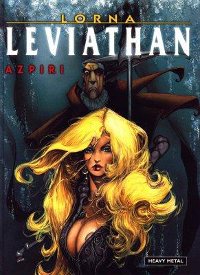 Серия комиксов Лорна: Левиафан