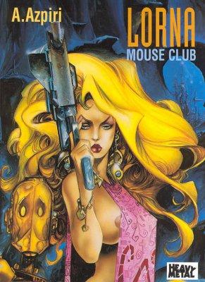 Серия комиксов Лорна: Клуб Мыша
