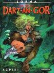 Обложка комикса Лорна: Око Дарт-ан-Гора