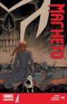 Обложка комикса Магнето №5