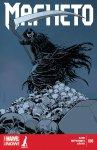 Обложка комикса Магнето №6
