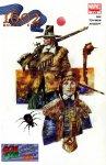 Обложка комикса 1602: Новый Свет №2