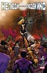 Обложка комикса Нелюди против Людей-Икс №6