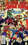 Обложка комикса Супер-Герои Марвел. Тайные Войны №5