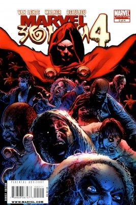 Серия комиксов Марвел Зомби 4 №2