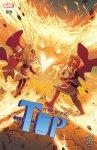 Обложка комикса Могучий Тор №19