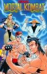 Обложка комикса Mortal Kombat Коллекционное Издание