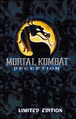 Серия комиксов Mortal Kombat Deception Специальное издание