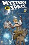 Обложка комикса Тайны Вселенной