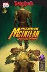 Обложка комикса Новые Мстители: Воссоединение №4