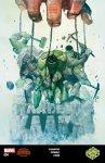 Обложка комикса Планета Халка №4