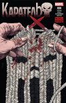 Обложка комикса Каратель №8