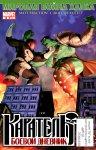 Обложка комикса Каратель: Журнал Войны №12