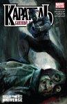 Обложка комикса Каратель: Журнал Войны №22