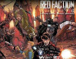 Серия комиксов Красная Фракция:Армагеддон