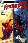 Обложка комикса Красный Робин №2