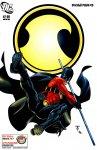 Обложка комикса Красный Робин №19