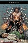 Обложка комикса Возвращение Росомахи №4