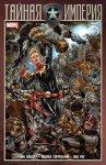 Обложка комикса Тайная Империя №3