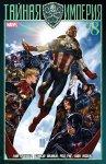 Обложка комикса Тайная Империя №8