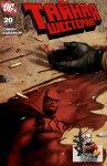 Обложка комикса Тайная Шестерка №20