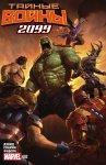Обложка комикса Тайные Войны 2099 №2