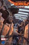 Обложка комикса Тайные Войны 2099 №4