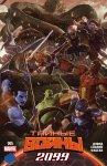 Обложка комикса Тайные Войны 2099 №5