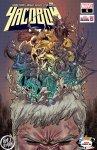 Обложка комикса Часовой №5