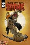 Обложка комикса Шенк