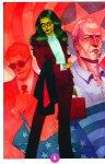 Обложка комикса Женщина-Халк №8