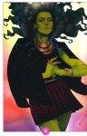 Обложка комикса Женщина-Халк №12
