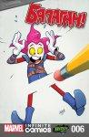 Обложка комикса Балаган №6