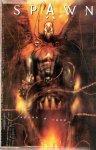Обложка комикса Спаун: Кровь и Тени
