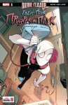 Обложка комикса Гвен-Паук: Призрак-Паук №1