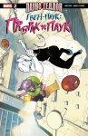 Обложка комикса Гвен-Паук: Призрак-Паук №2