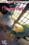 Обложка комикса Гвен-Паук: Призрак-Паук №3
