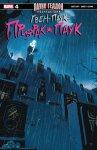 Обложка комикса Гвен-Паук: Призрак-Паук №4