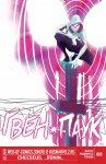 Обложка комикса Гвен-Паук №3