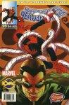 Обложка комикса Человек-Паук/Доктор Осьминог: Негативная Вспышка №3