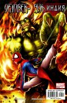 Обложка комикса Человек-Паук: Индия №4