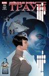 Обложка комикса Звездные Войны: Траун №3