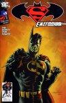 Обложка комикса Супермен/Бэтмен Ежегодник №3