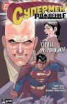 Обложка комикса Супермен: Рождение №5