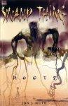 Обложка комикса Болотная Тварь: Корни