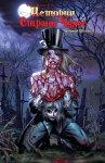 Обложка комикса Истории Страны Чудес: Безумный Шляпник 2