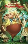 Обложка комикса Истории Страны Чудес: Траляля и Труляля