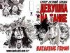 Обложка комикса Девушка На Танке: Патлатые Герои