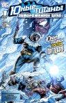 Обложка комикса Юные Титаны: Замороженное Дело