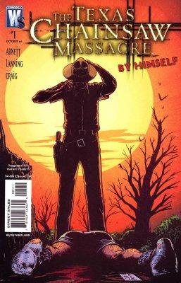 Серия комиксов Техасская Резня Бензопилой: Собственной Персоной